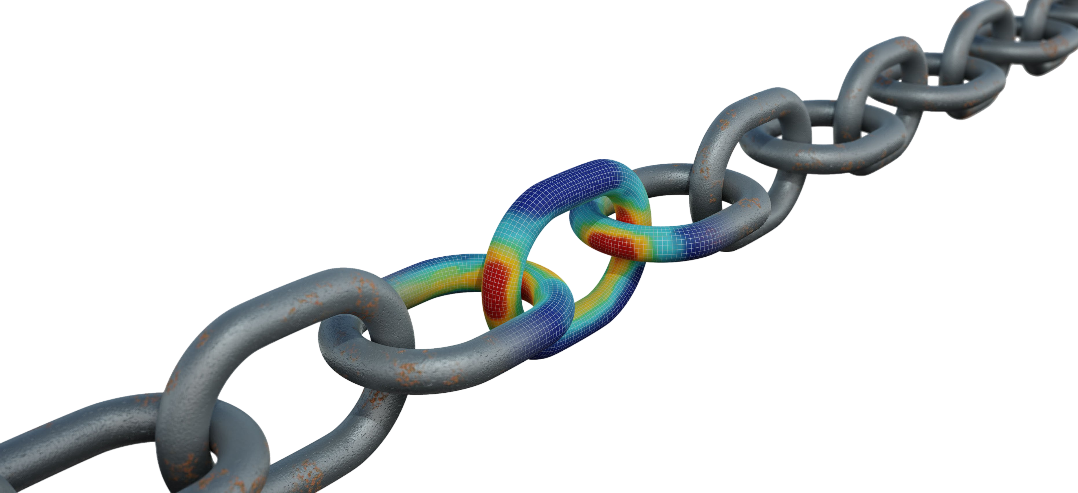 simulation chain stress and fatigue